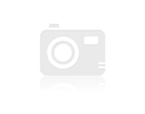 Cómo establecer una mesa para una cena grande