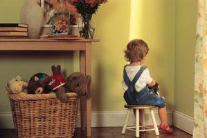Cómo lidiar con un mal portada Niño