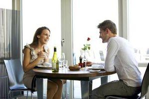 Diferencias entre citas y colgando hacia fuera