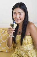 Regalos para Despedidas de soltera: una botella de vino