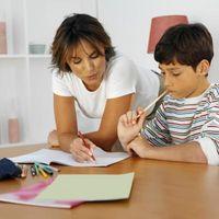¿Cómo lograr que los niños a hacer los deberes