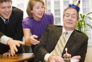 Ideas para una fiesta de cumpleaños número 41