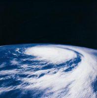 El desarrollo de los ciclones tropicales