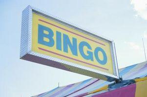 Cómo diseñar un juego de palabras del bingo