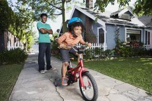 Como montar una bicicleta para un niño