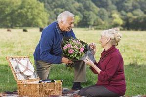 Ideas para cestas de regalo del aniversario de boda