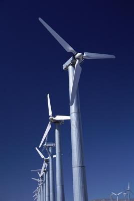 Proyectos de la ciencia con pequeños molinos de viento