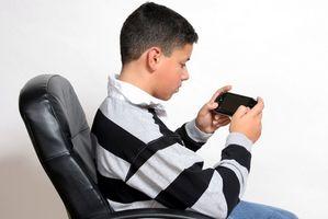 Cómo cambiar los colores de los iconos en una pantalla de PSP