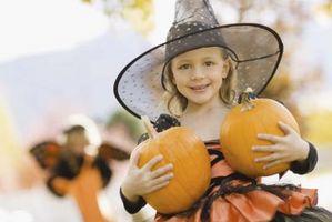 Durante las actividades de Halloween Oct 1-31