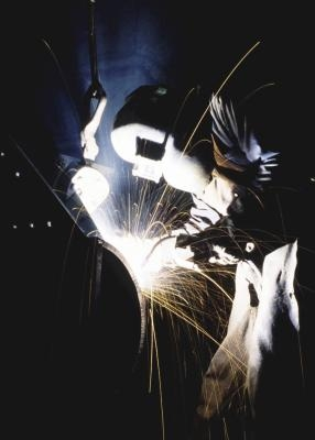 Cómo conectar la hoja de metal