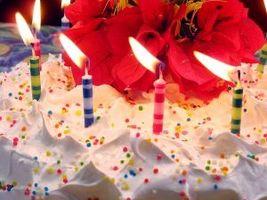 Ideas de cumpleaños del libro de recuerdos