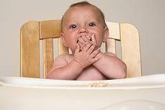 Signos y síntomas de las alergias en los bebés