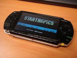 Se puede descargar juegos de PS2 a PSP?