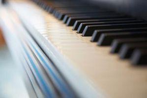 Piano bricolaje Sintonía Pin Bloque