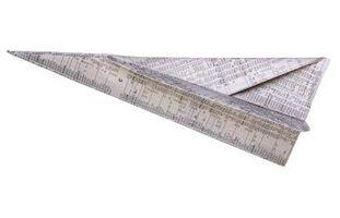 Cómo hacer los mejores aviones de papel volando