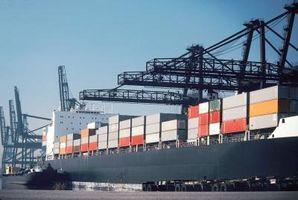 Reciclaje Verde de buques portacontenedores