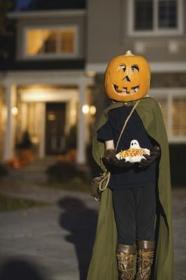 Ideas para Una fiesta de cumpleaños de Halloween para los cuatro años