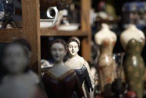Cómo saber la antigüedad, desde muñecas de Reproducción