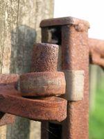 Métodos de corrección de Rust