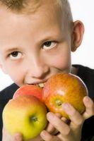 Cómo obtener un 6 años de antigüedad a comer alimentos saludables