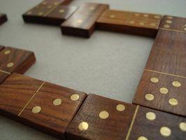 ¿Qué juegos para jugar con doble Doce Dominos