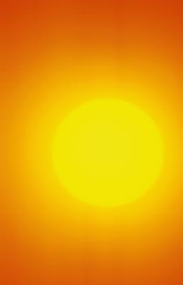 ¿Qué es la conexión entre una estrella de superficies y su color?