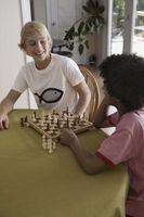 Juegos de la diversión para los preadolescentes