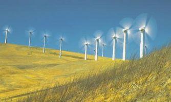 ¿Qué tipos de parques eólicos existen?