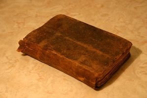 Cómo empacar un libro antiguo