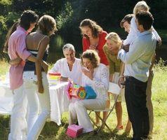 Ideas de regalo para un pronto-a-ser de 40 años de antigüedad