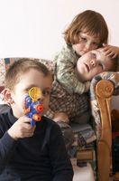 Cómo vivir en un ancho doble con tres niños