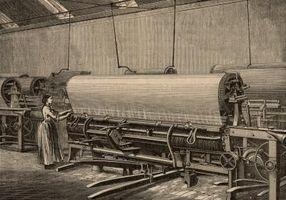 ¿Qué tipo de telar se necesita para hacer fibra de carbono?
