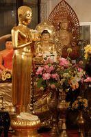 Etiqueta en las bodas budistas