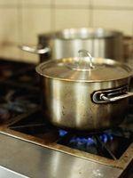 Formas de reducir la conductividad del calor en Metal