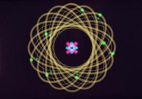 Cómo dibujar la estructura atómica de los átomos