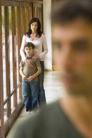 Cómo el divorcio afecta a los niños Desarrollo