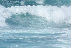 ¿Qué causa las mareas semi diurnas?