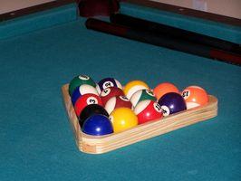 Diferentes piscina Juegos de mesa