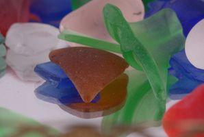 Lugares para Recoger la playa de cristal en Washington