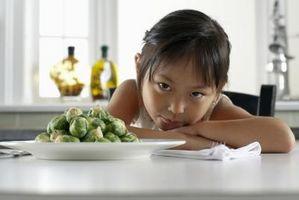 Cómo hacer que sus hijos comen verduras