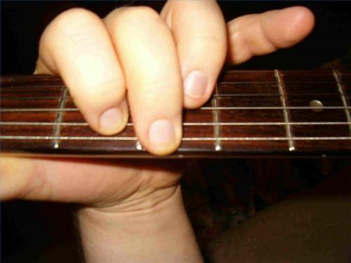 Cómo jugar As de Picas en la guitarra