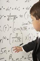 Cómo calcular Sistemas primer número en Matemáticas