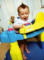Los juguetes que los bebés pueden utilizar de forma permanente