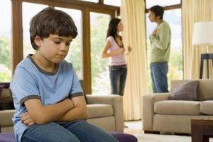Cómo criar a los niños en un hogar Separado