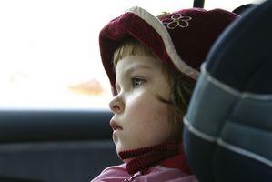 Ideas para viajes de coche con un niño
