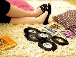 Cómo limpiar viejos LP y 78 registros