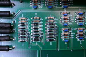 ¿Cómo funciona un diodo de Schottky?