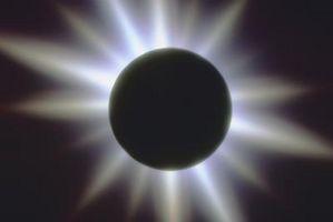 Cómo hacer un modelo para un sexto grado en el proyecto de la ciencia eclipses lunares y los eclipses solares
