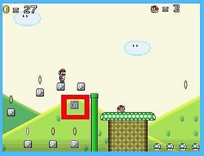 Como Jugar aventura de Mario