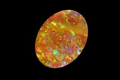 ¿Qué significa Rough Cut piedra preciosa?